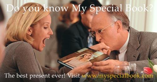 Visit www.myspecialbook.com
